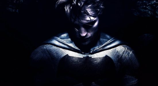 Бэтмен 2022