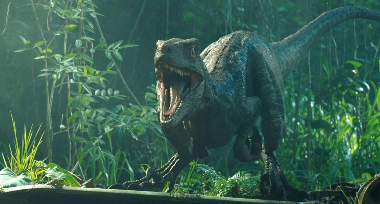 Динозавр из Мира Юрского периода