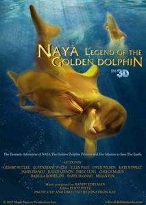 Легенда о золотом дельфине - Мультфильмы 2022 года: список