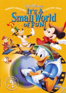 It's a Small World и другие мультфильмы 2022 года: список
