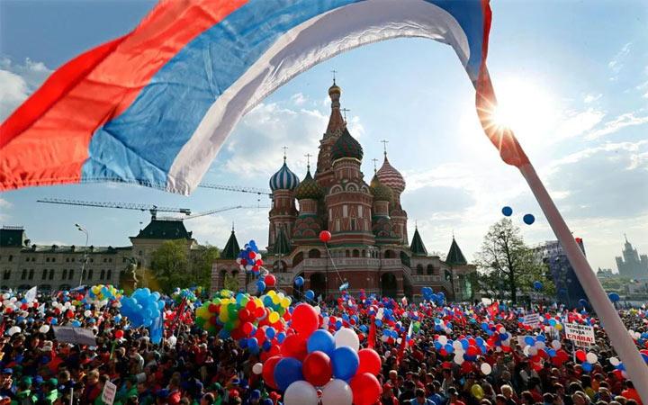 Все праздники России на 2022 год