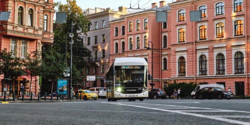 транспортная реформа спб