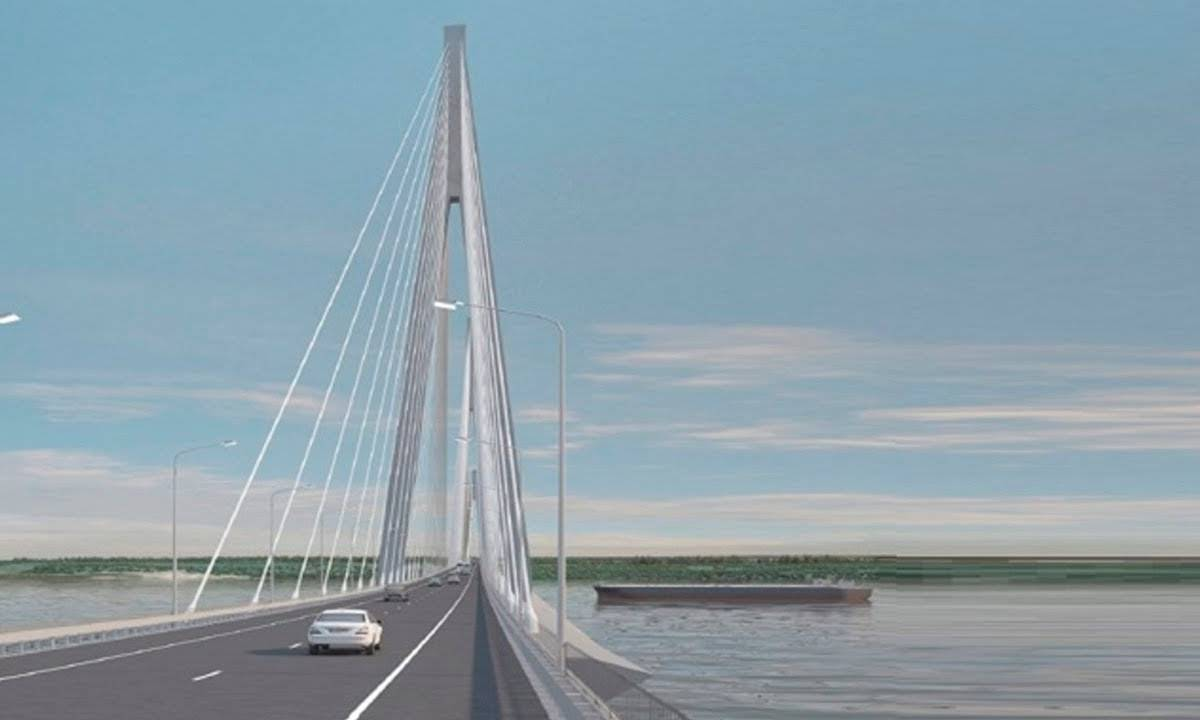 Мост через Лену