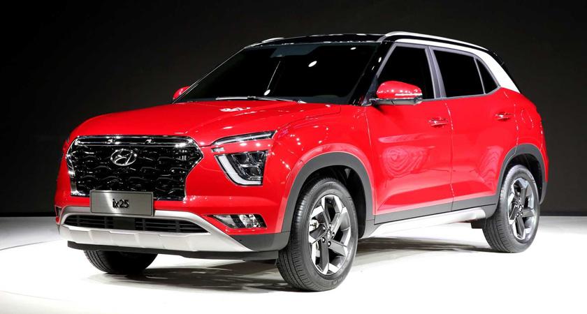 Hyundai Creta 2021-2022
