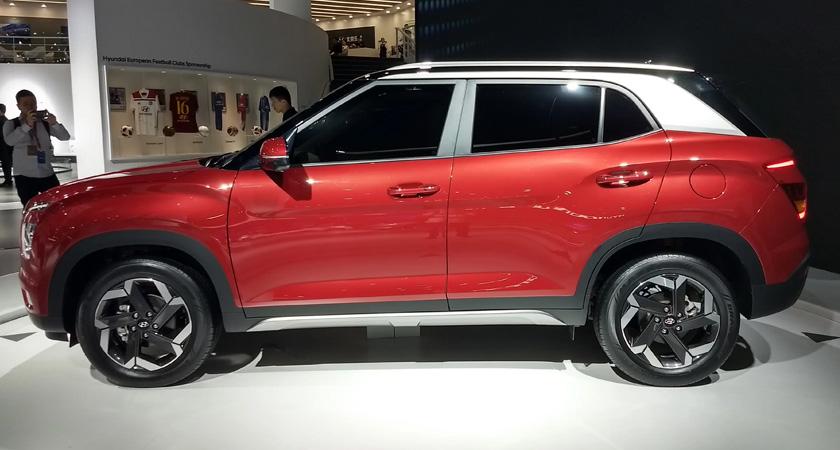 Hyundai Creta - кроссоверы 2021-2022 года