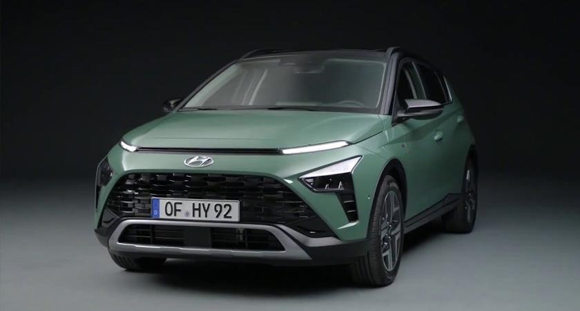 Hyundai Bayon 2021-2022