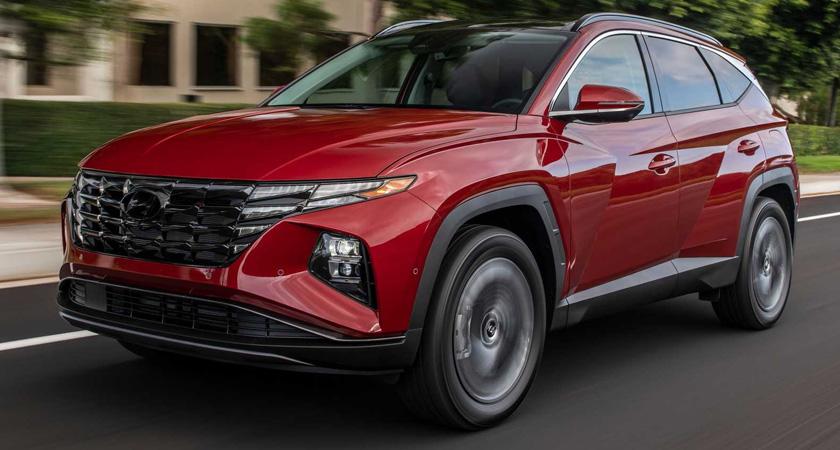 Hyundai Tucson 2021-2022