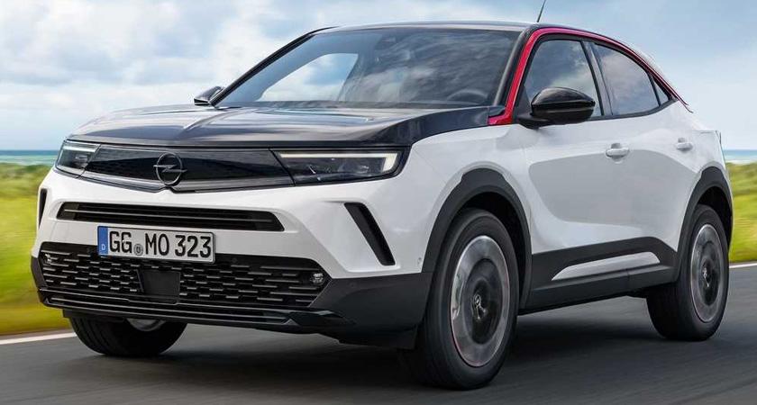 Opel Mokka 2021-2022