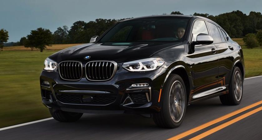 BMW X4 M 2021-2022