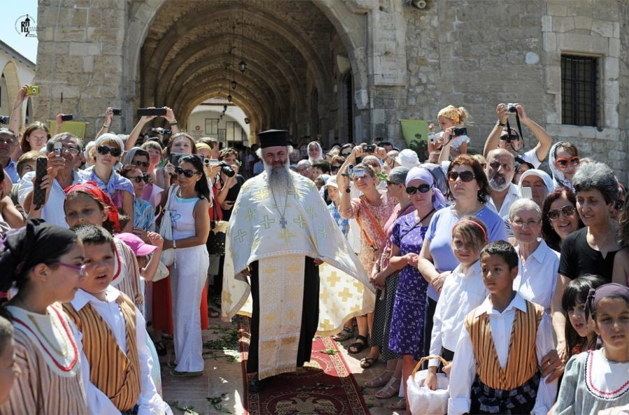 Лазарева суббота в Ларнаке