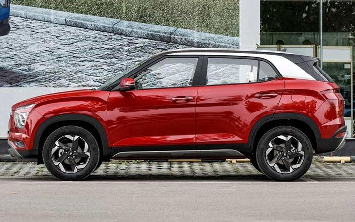 Что известно о новом внедорожнике Hyundai Creta II 2021-2022 года