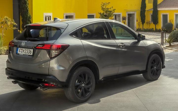 Honda HR-V 2022 экстерьер