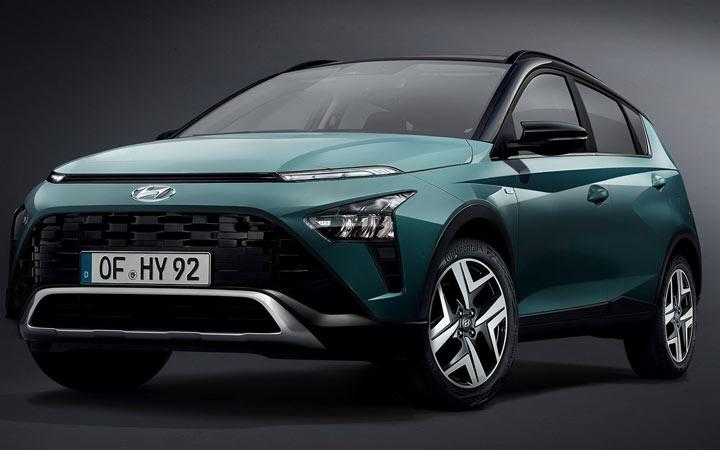 Hyundai Bayon 2022