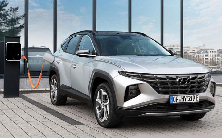 Hyundai Tucson 4 2022