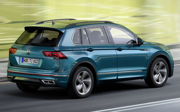 Volkswagen Taigun 2022 экстерьер