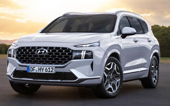 Hyundai Santa Fe 2021-2022