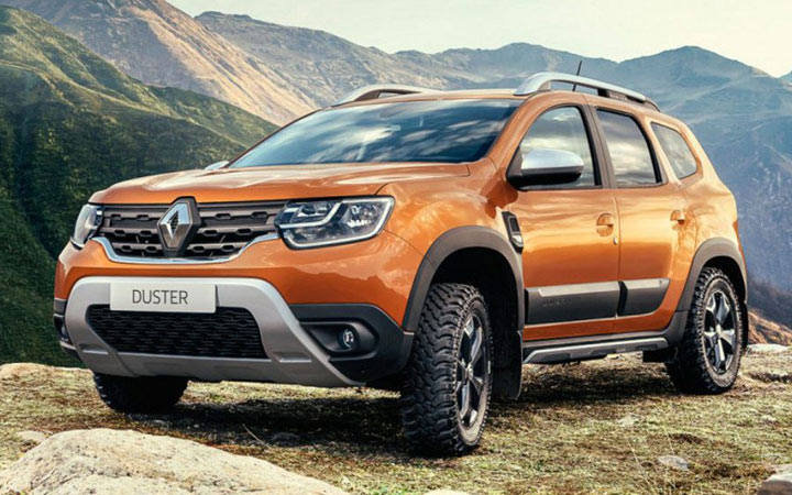 Renault Duster 2 2021-2022 года