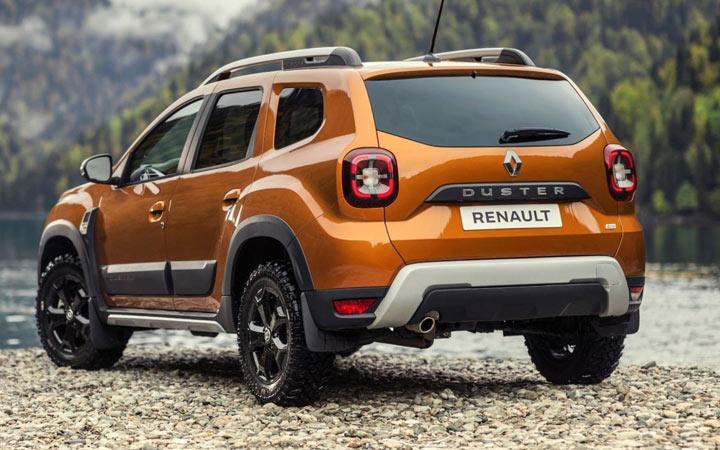 Экстерьер Renault Duster 2 2021-2022 года