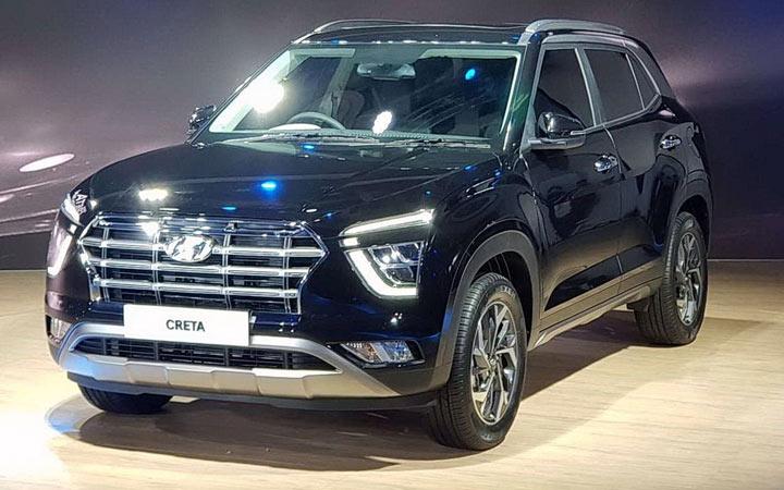 Hyundai Creta II 2021-2022 года
