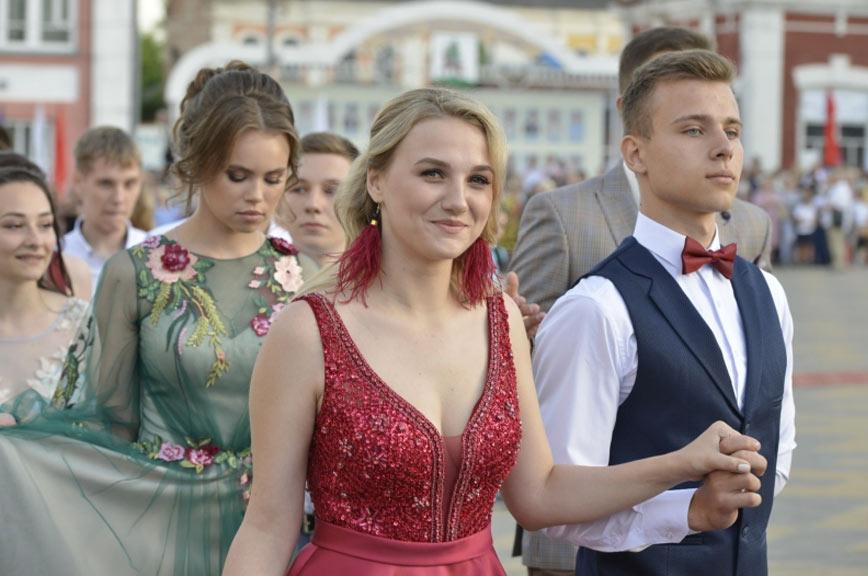 Балл выпускников в Кремле в 2022 году