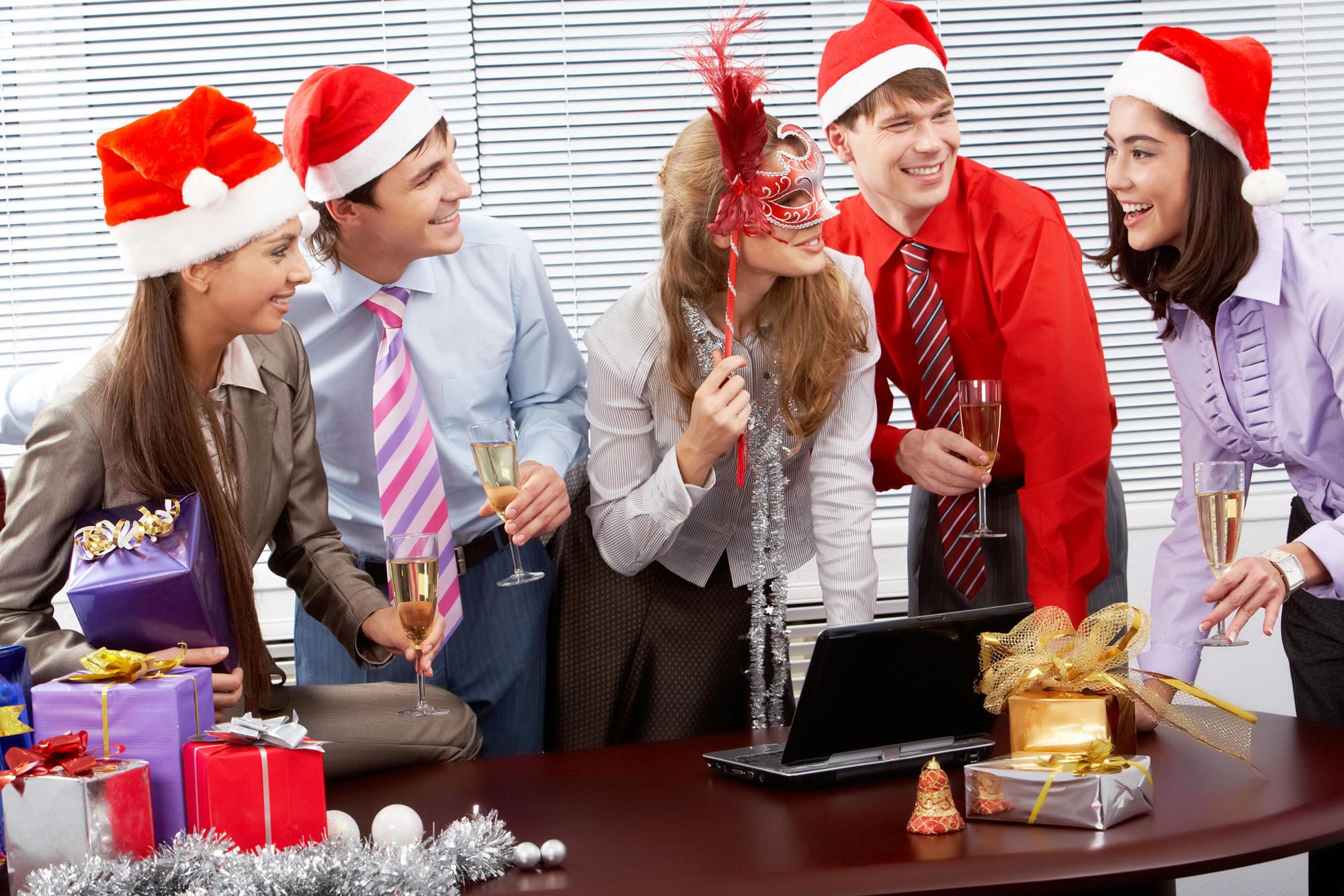 Дешево, быстро, сердито, или Вечеринка в офисе