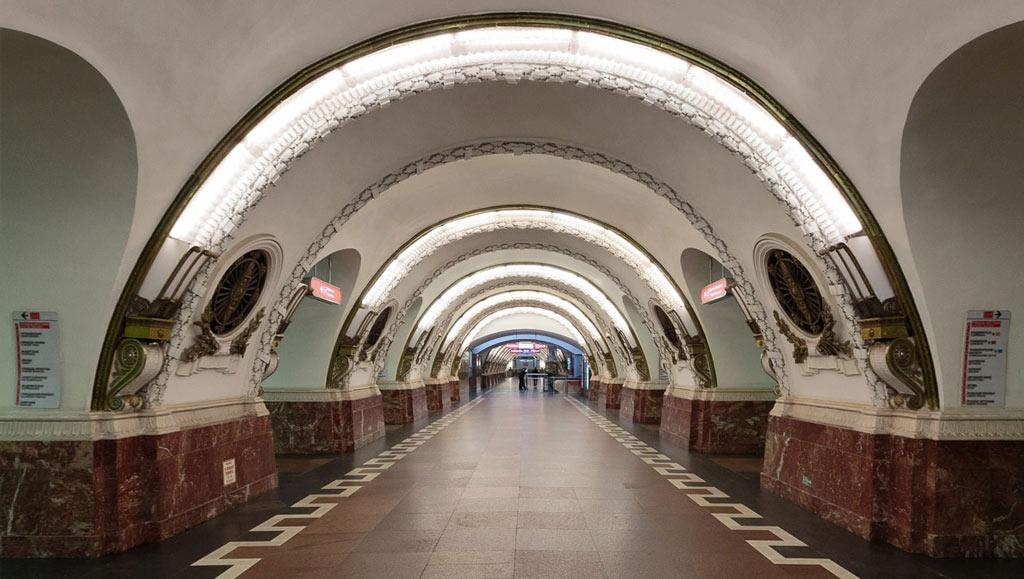 Метро Санкт-Петербурга в 2022 году - новости