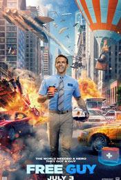 Главный герой (Free Guy) - комедия 2021 года