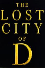 Затерянный город Д (Lost City of D) - комедия 2022 года
