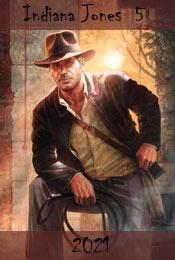 Индиана Джонс 5 (Indiana Jones 5) - комедия 2022 года