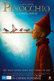 Пиноккио (Pinocchio) фильм 2022 года
