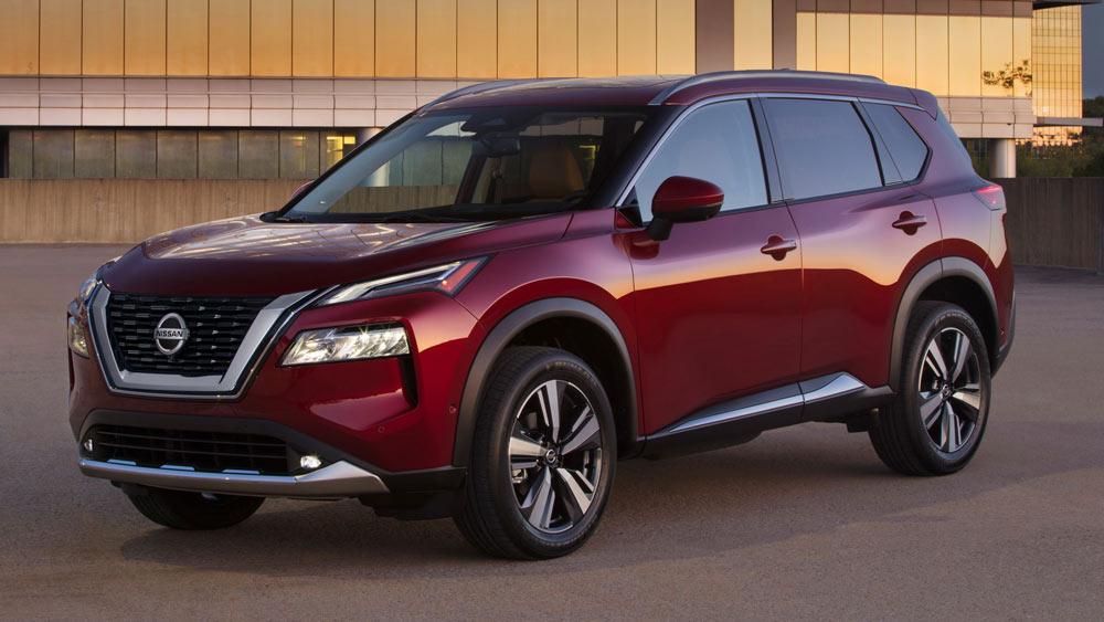 Nissan XTrail (Rogue)