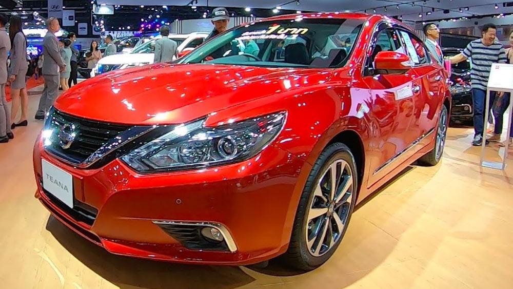 Nissan Teana 2021-2022