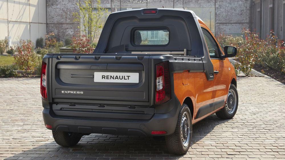 Renault Express 2021-2022