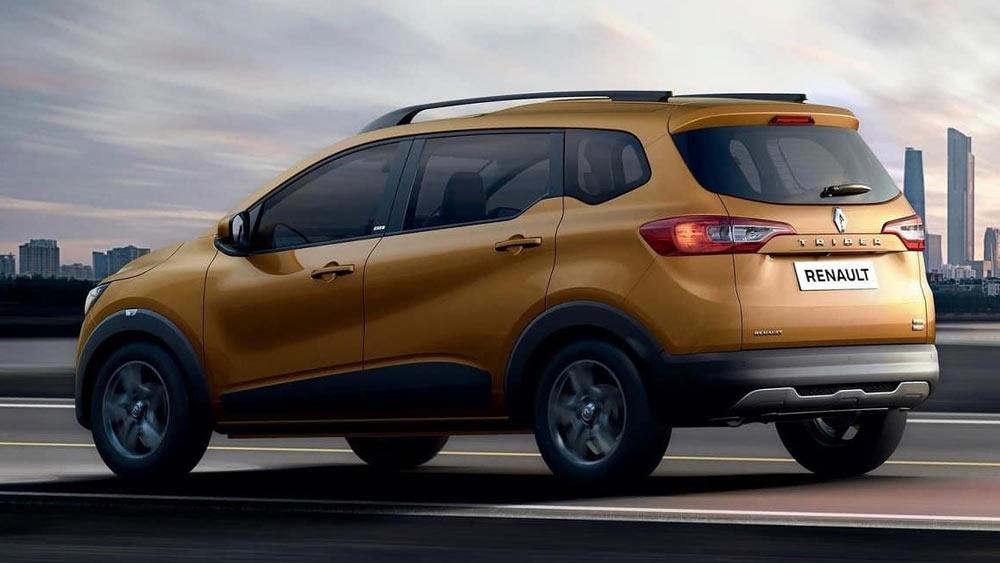 Renault Triber 2021-2022