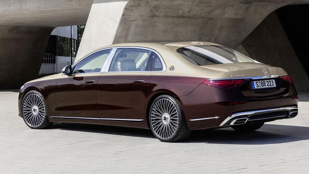 Mercedes-Maybach 2021-2022