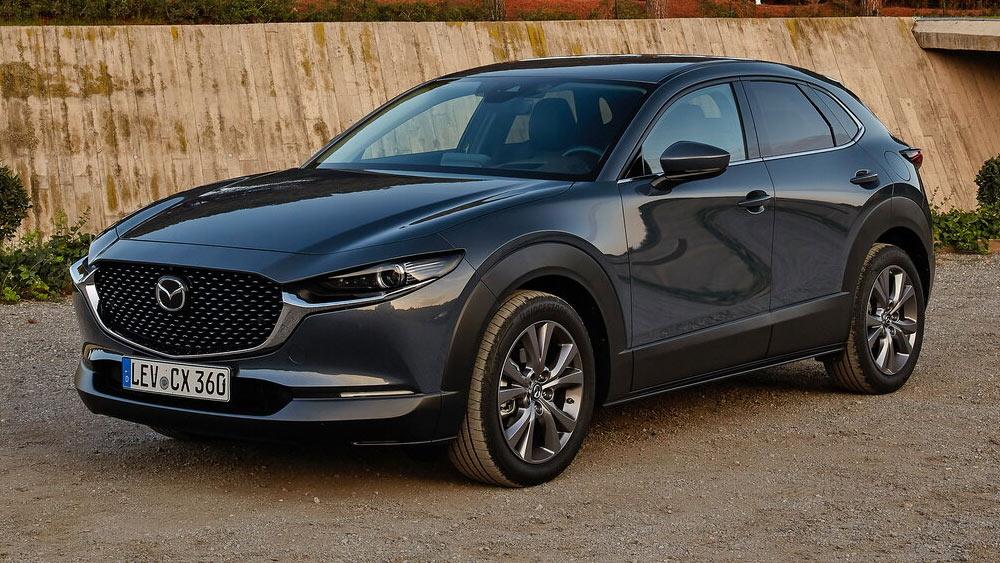 Mazda CX-30 2021-2022