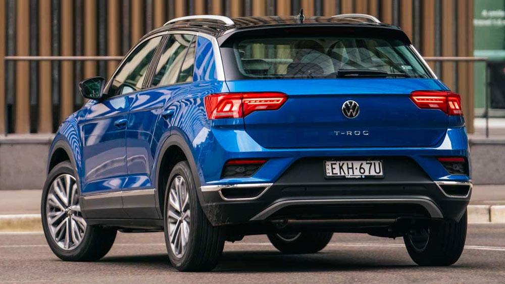 Volkswagen T-Roc 2021-2022