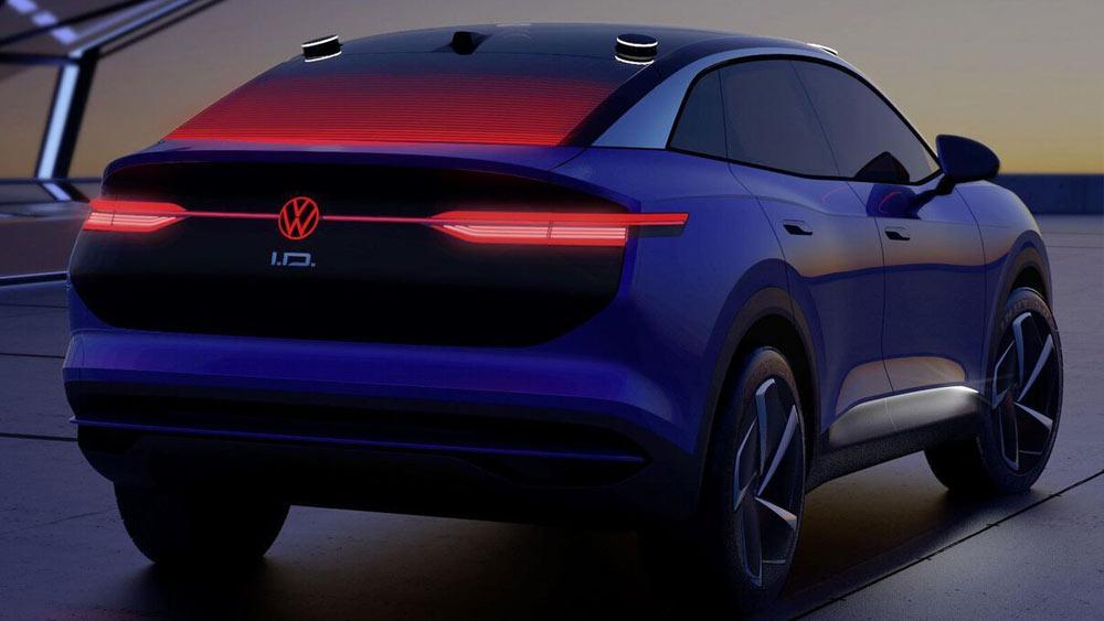 Volkswagen ID.5 2021-2022