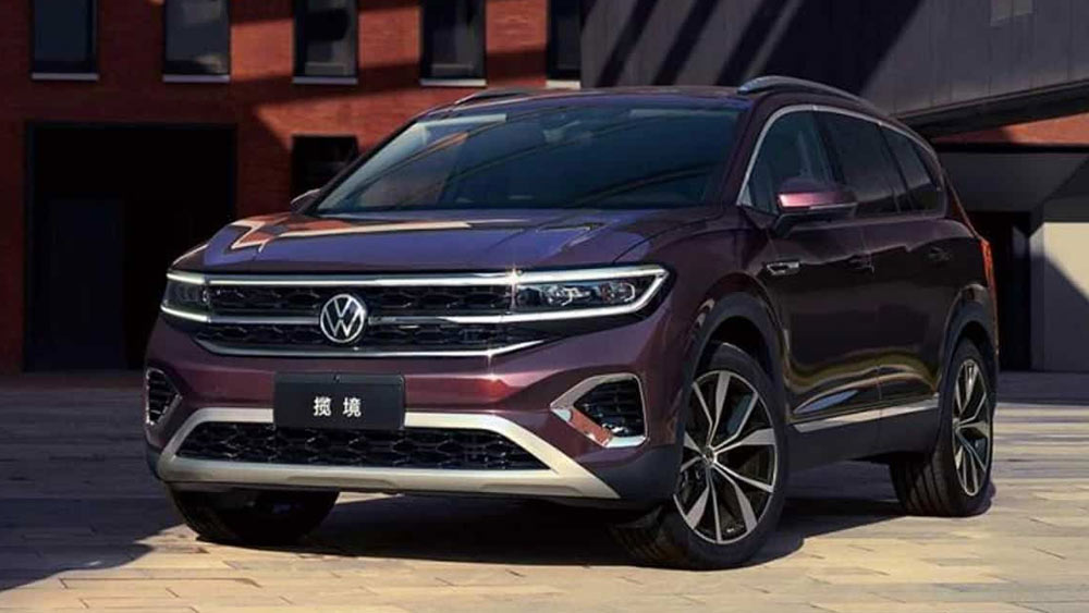Volkswagen Talagon 2021-2022