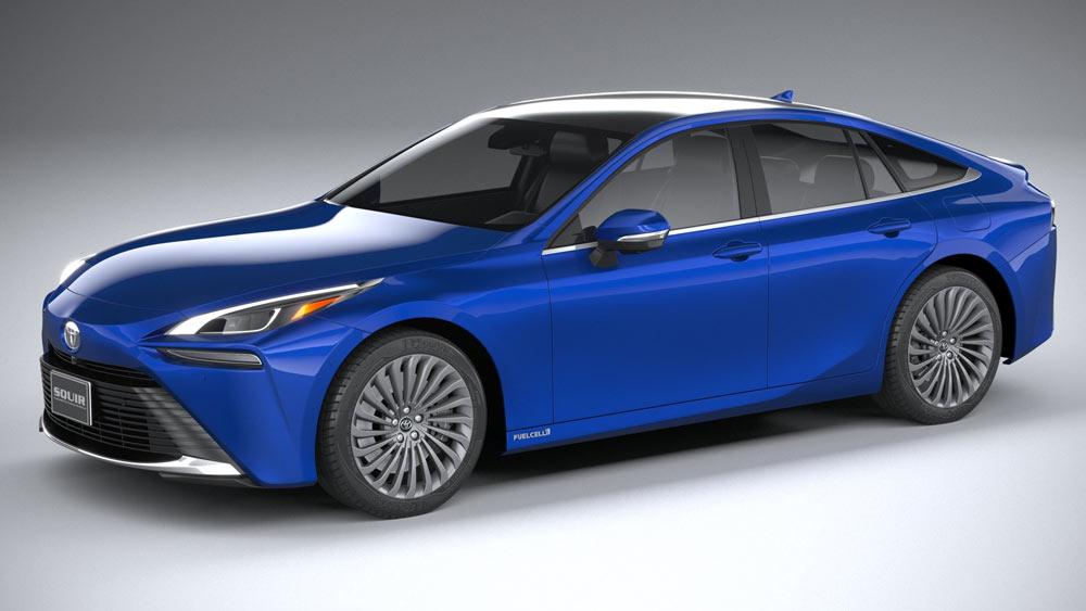 Toyota Mirai 2021-2022
