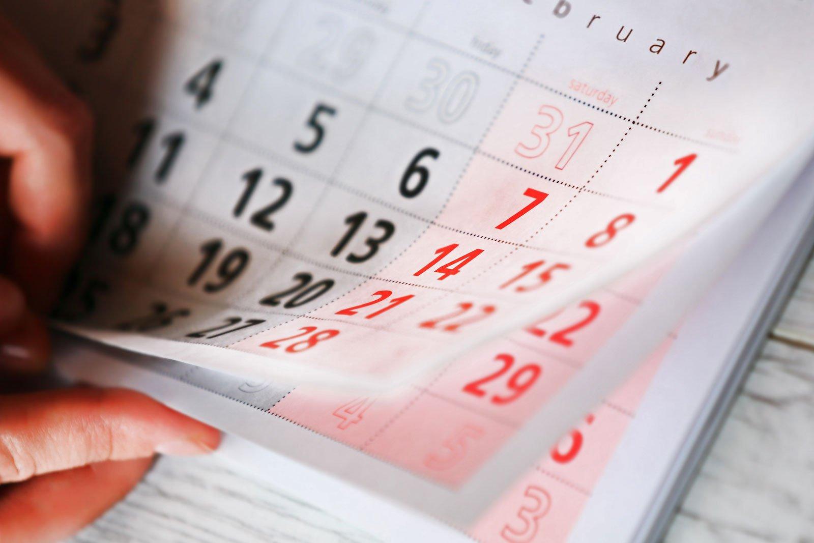 Особенности составления графика отпусков