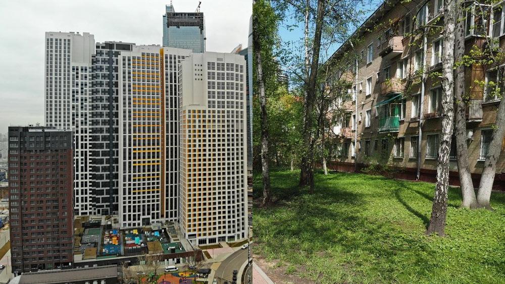 Программа отселения из аварийного жилья в Москве на 2021, 2022, 2023, 2024 года