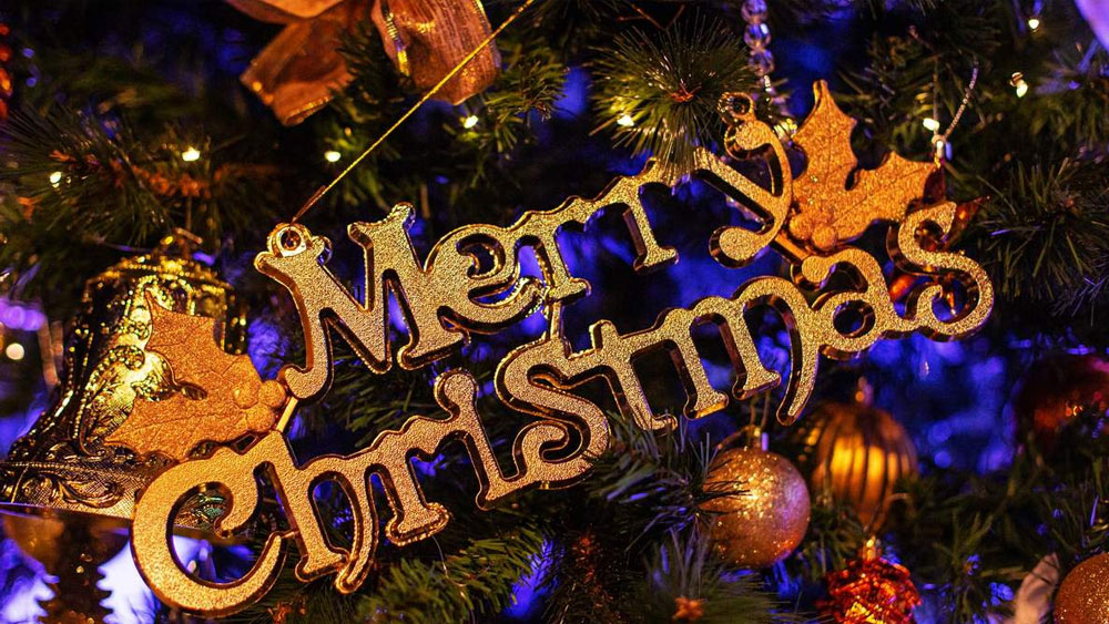 Рождество Христово и другие праздники декабря 2022 года