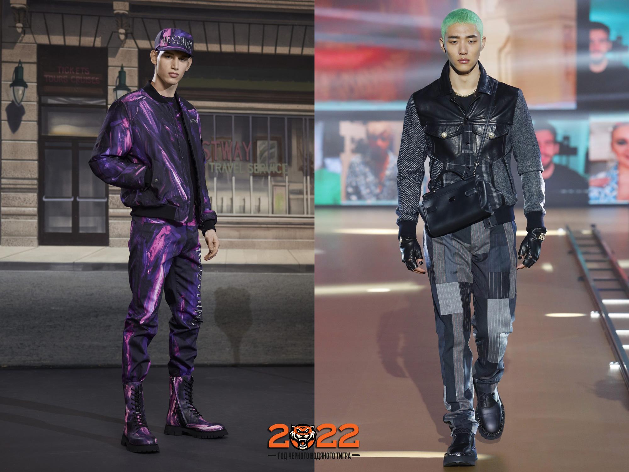 Модные мужские куртки осень-зима 2021-2022 | фото, модные тенденции, тренды