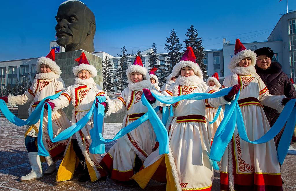 Сагаалган в 2022 году в России