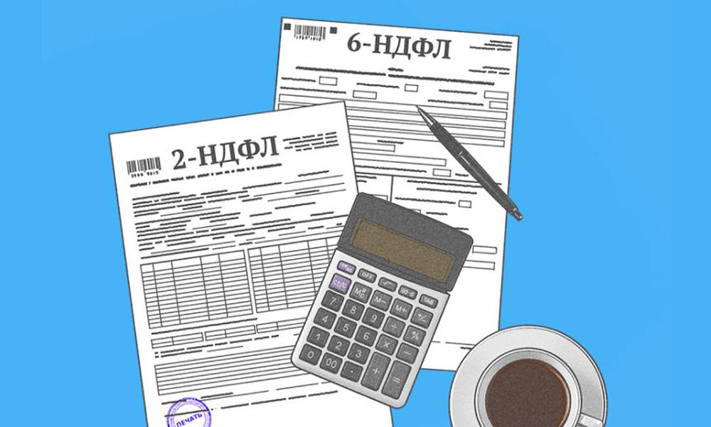 Приложение 1 «Справка о доходах и суммах налогов физлица»