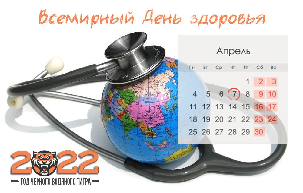 Всемирный День здоровья 2022 - дата, традиции