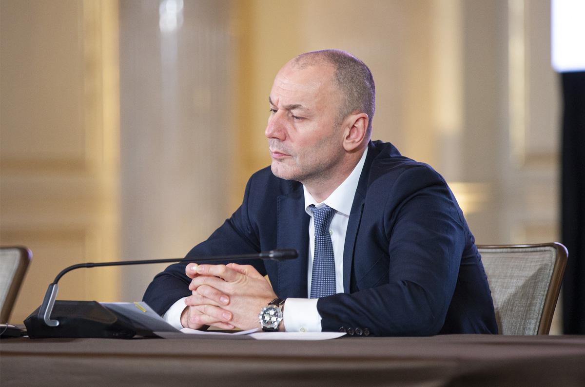 Руководитель Рособрнадзора Анзор Музаев о ГИА 2022