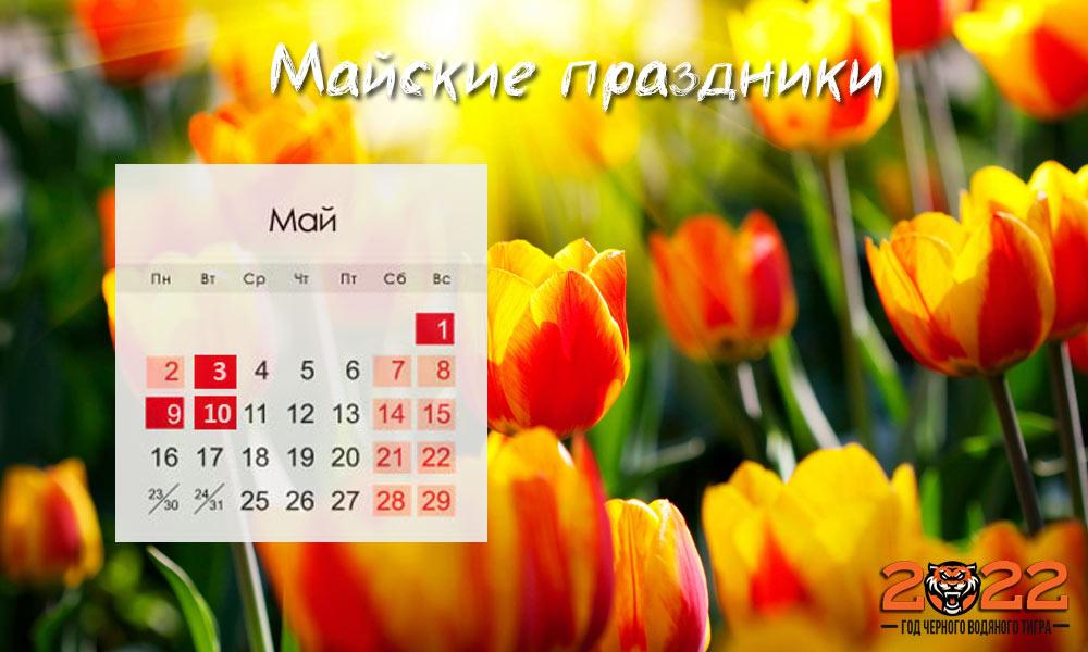 9 мая 2022 года: как отдыхаем | день недели