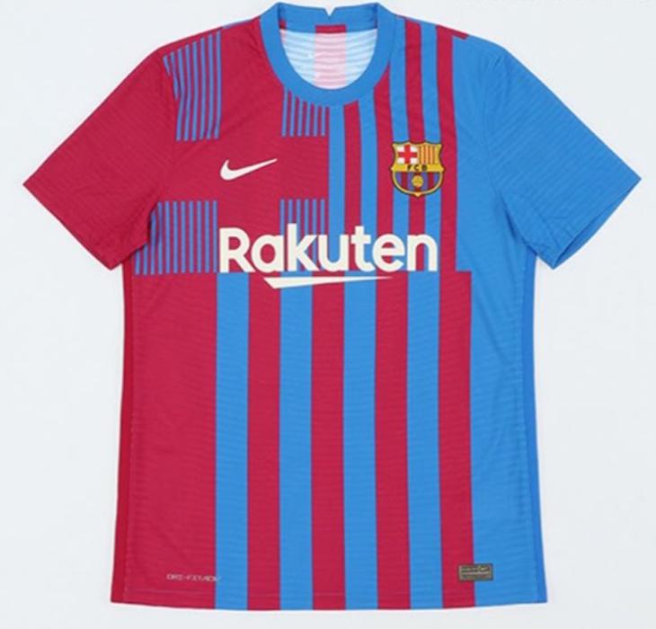 домашняя форма2021-2022 Барселоны